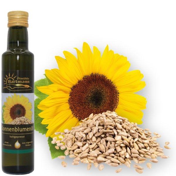 Sonnenblumenöl